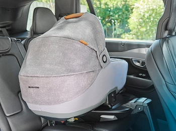 installer isofix dans sa voiture